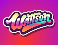 Wattson Logotype