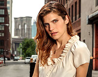 Lake Bell (Before & After)