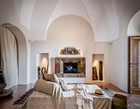cozyrelaxation area and bedroom _ Pantelleria