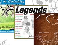 John Edmond CD Cover Art