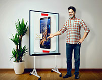 Vodafone / Pazarlık