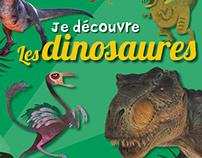 Coffret Je découvre les dinosaures - 2 Coqs d'or
