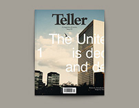 Teller – A Magazine of Stories. Issue No. 02