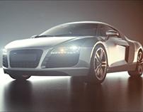 Audi R8 (WIP)