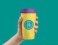 TOPSIRING logo & branding