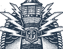 SAILORS TATTOO PRINT