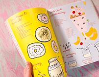 """KUKBUK Magazine """"Kids"""" / Illustrations & lettering"""
