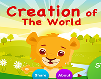 Interactive Bible - Creation of the World