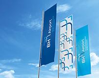 BH Airport | Branding