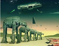 Star Wars / Poster Posse