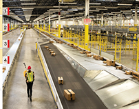 Packaging Fulfillment Center: outbound shipping