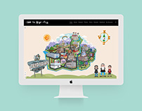 Website Design & Development for Tell 'Em Steve-Dave