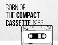 born of the the Compact Cassette