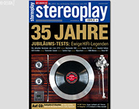 COVER-DESIGN STEREOPLAY