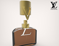Louis Vuitton Les Parfums Bottle Idea