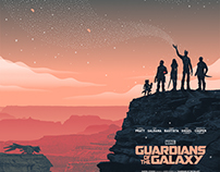 Guardians of the Galaxy - Landscape