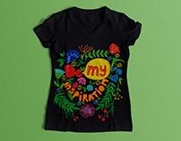 T-shirts part 2