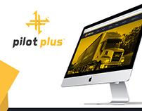 Pilot Plus | Website Design