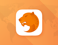 YO BROWSER app icon