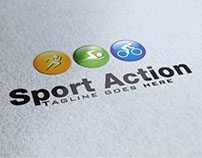 Sport Action | Logo Template