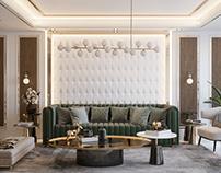 Living Room - Kuwait