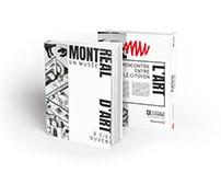 Livre Mu - Musée à ciel ouvert de Montréal