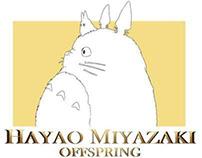 Hayao Miyazaki Offspring