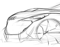 AUDI Free Sketches