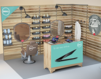 Dell - Pop-up Barber shop