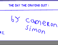 The Day the Crayons Quit final animation