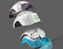 Helmet - Ultra High Quality Renderings