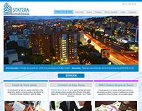 http://www.statera.com.ve/ Web Design