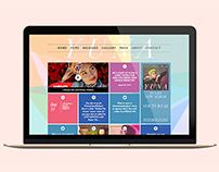 Yuna Web Design