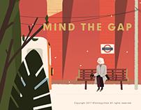 一个人的地铁站(Mind the gap)
