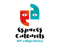 Logo Espaces Culturels / ATP Villefranchois