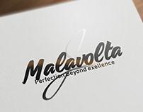 Malavolta logotype design