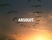 ABSOLUT VODKA: PRINT CAMPAIGN