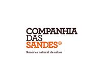 Companhia das Sandes Rebrand
