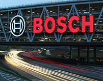 BOSCH Booth Concept Design 2016