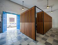 NAMATI Showroom Fotografia de Arquitectura e Interiores