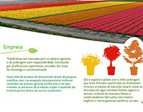 Catálogo Jardim - Garden