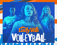 Lady Vols Volleyball