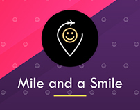 Mile and a Smile - Branding