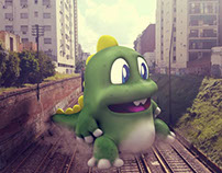 Bubble Bobble 3D