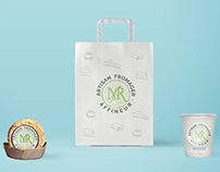 Branding et packaging pour MR fromager