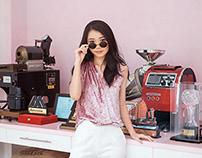 Jessy's Pink Coffee Day