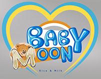 Rice & Milk / Baby Moon/Packaging