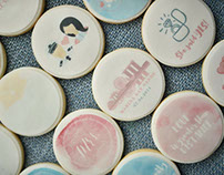 Jevie & Cleiza Cookie Designs