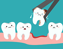 Tales from a Tooth Illustration