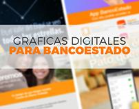 Graficas digitales para BancoEstado